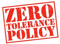 tolleranza zero GDPR