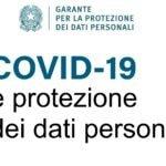 Faq covid 19 garante privacy dario marchese